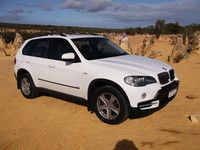 Bmw X5 (outside)